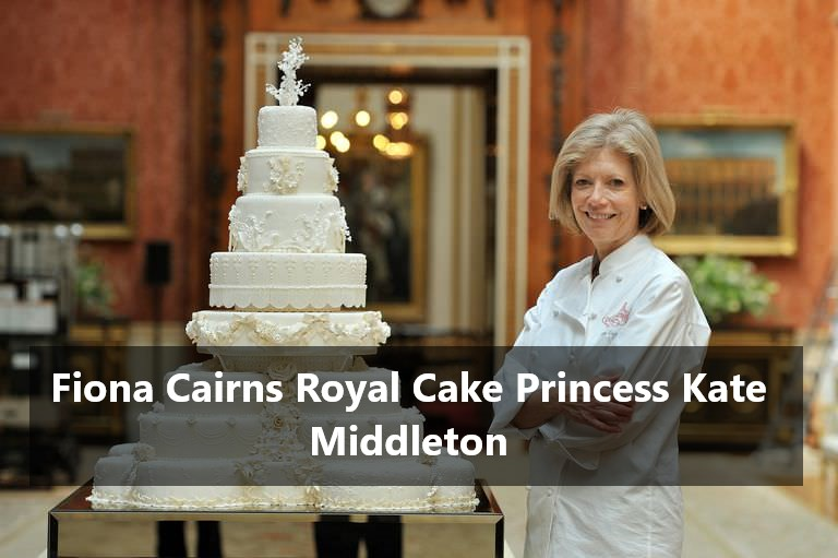 Kue Pernikahan Princess Kate Middleton